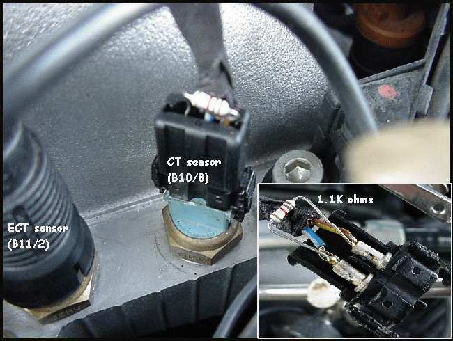 Watch together with Ford Engine Coolant Temperature Sensor Ect Resistance Chart besides 519093 Coolant Temperature Sensor Location 08 C300 W204 in addition 1c8pc Ats Cts Sensor Located 2006 besides Find Parts. on ect sensor