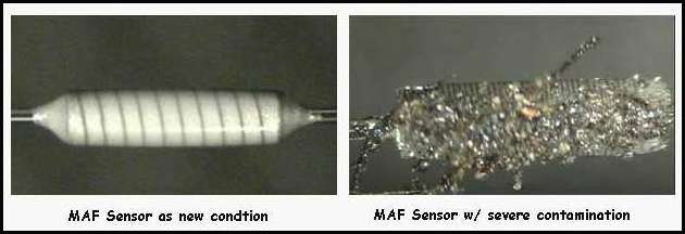Maf Good Bad on Volvo S40 Oxygen Sensor Location